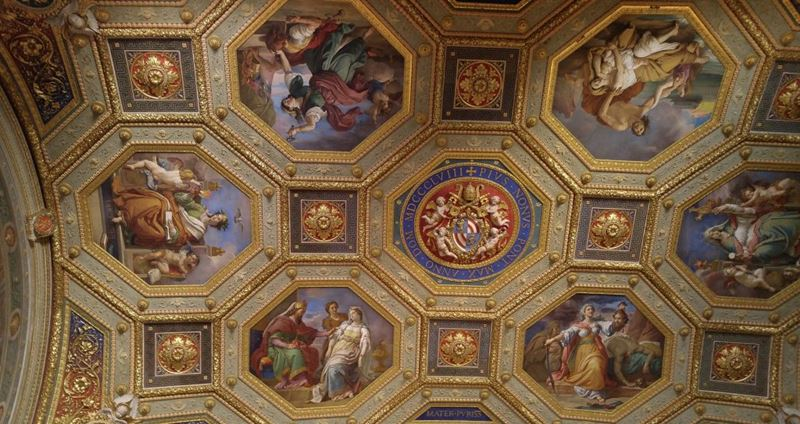 Tour Virtual pelo Museu Vaticani