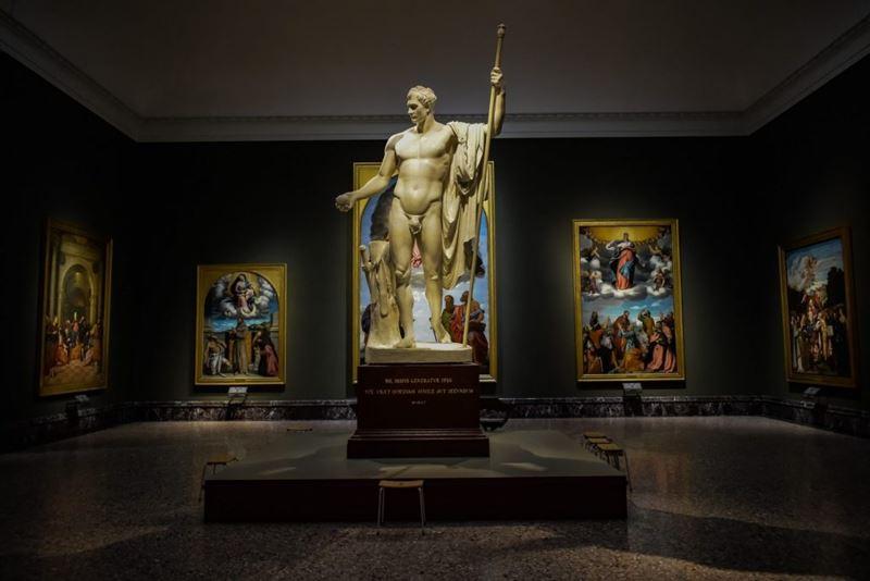 Tour Virtual pela Pinacoteca di Brera