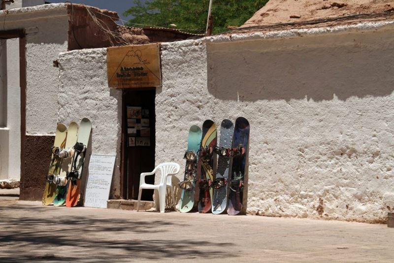 Proibido dançar em San Pedro de Atacama, conhecendo e aprendendo as leis do mundo