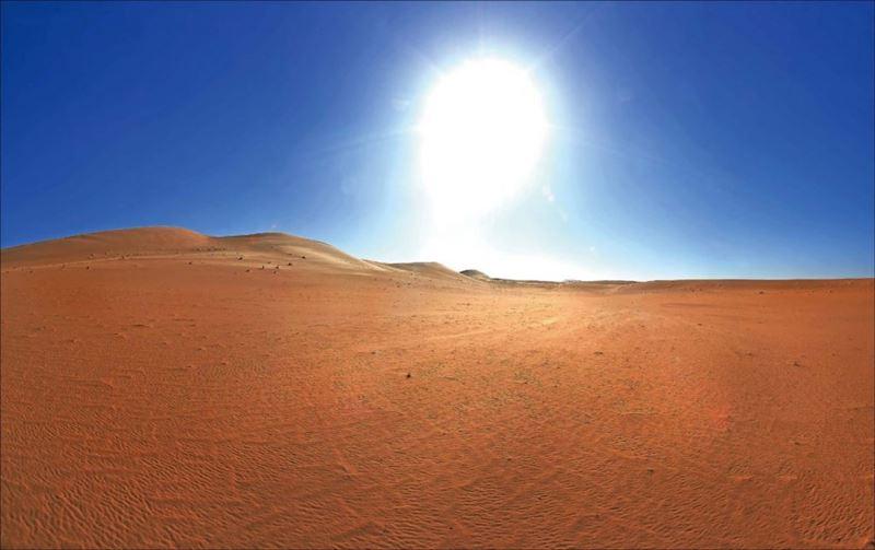 O maior deserto quente, uma das 5 grandezas naturais ao redor do mundo