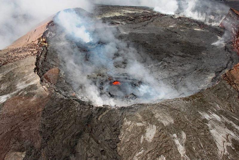 O vulcão mais ativo, uma das 5 grandezas naturais ao redor do mundo