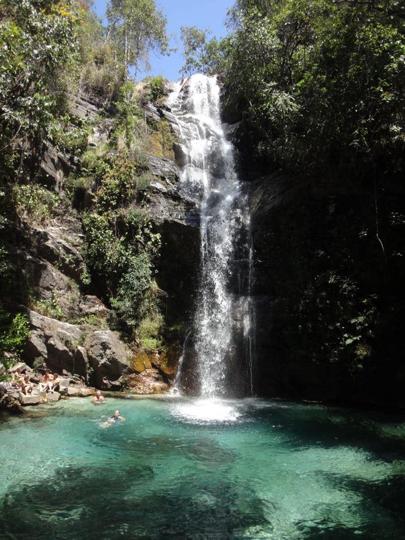Cachoeira Santa Bárbara, um dos patrimônios históricos, culturais e naturais brasileiro
