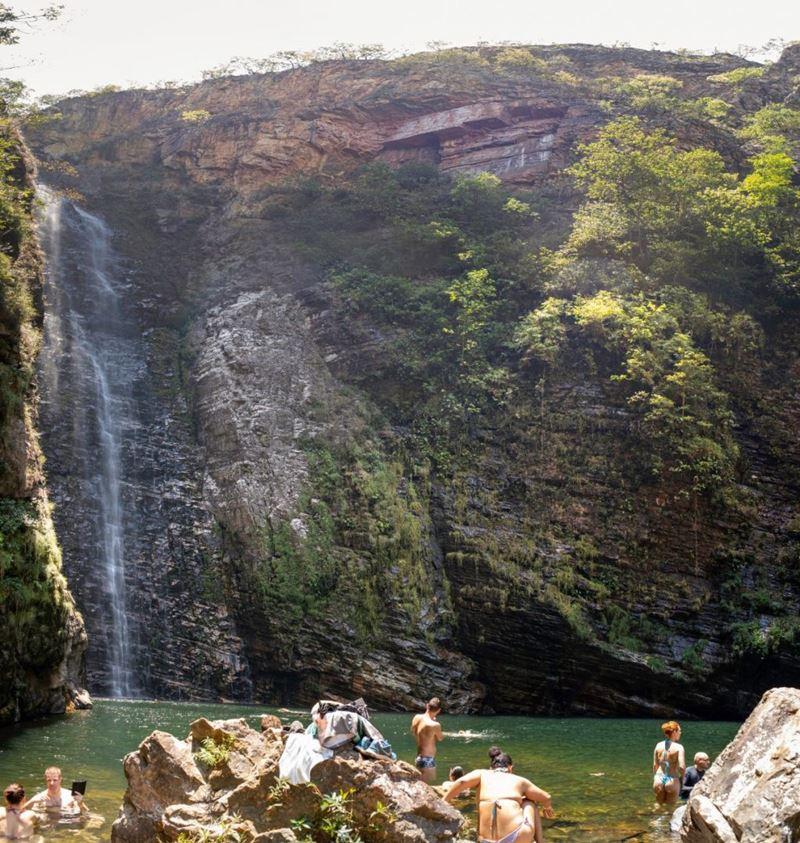Cachoeira do Segredo, um dos patrimônios históricos, culturais e naturais brasileiro