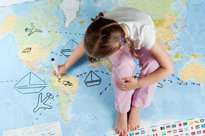 Histórias Continentais para crianças