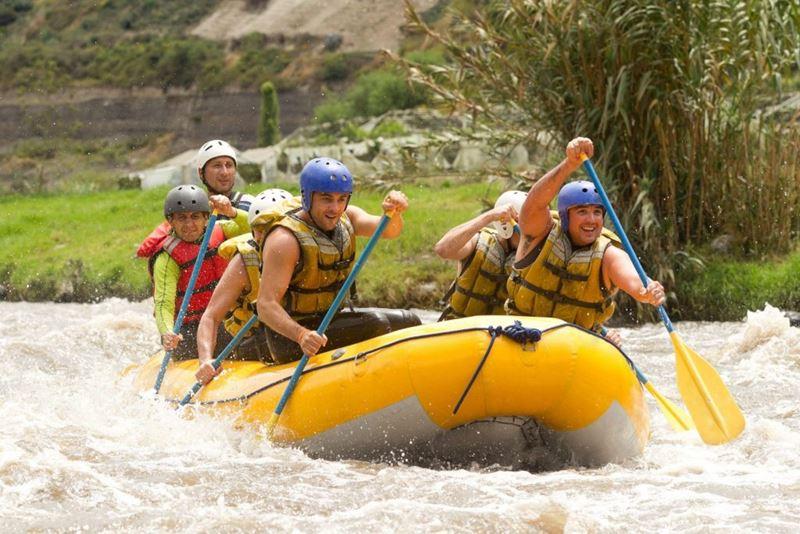 Rafting no Rio Araguaia, Serra do Roncador