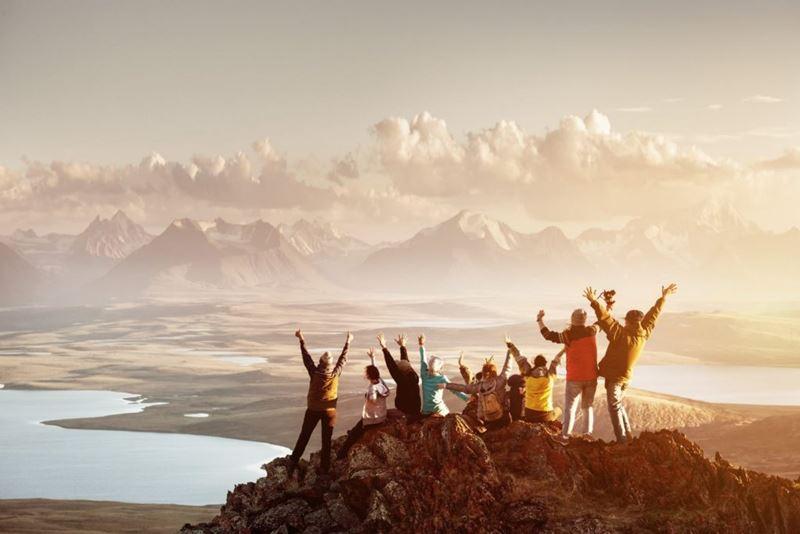 Viagens em grupo com Adventure Members