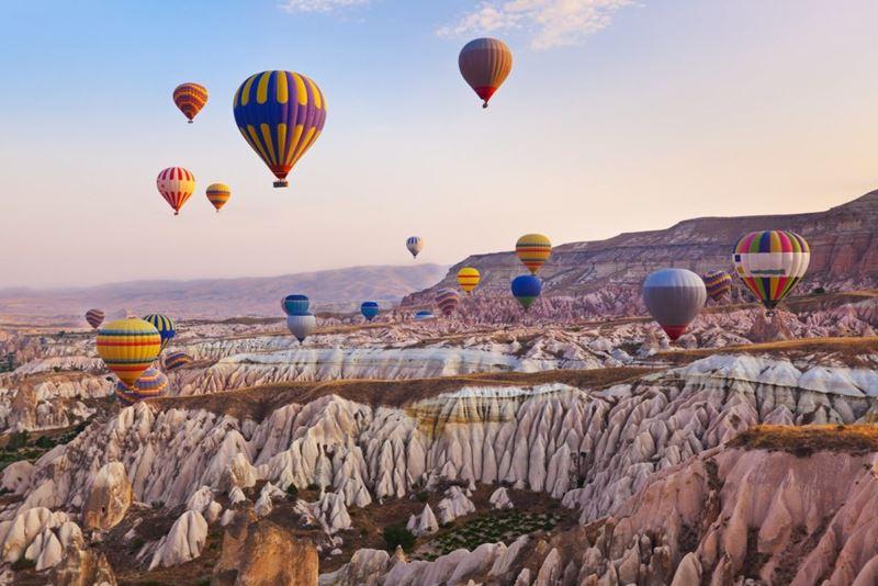 Balonismo, viajando com o Elemento Ar