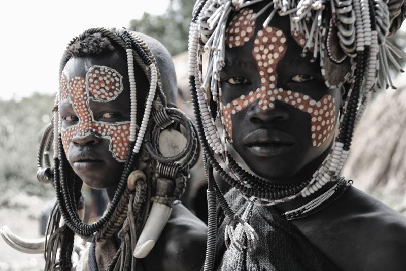 Etiópia, um dos roteiros com o Elemento da Natureza, Terra
