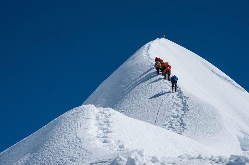 Trekking com Manoel Morgado pelo Campo de Base do Everest, um dos roteiros com o Elemento da Natureza, Fogo