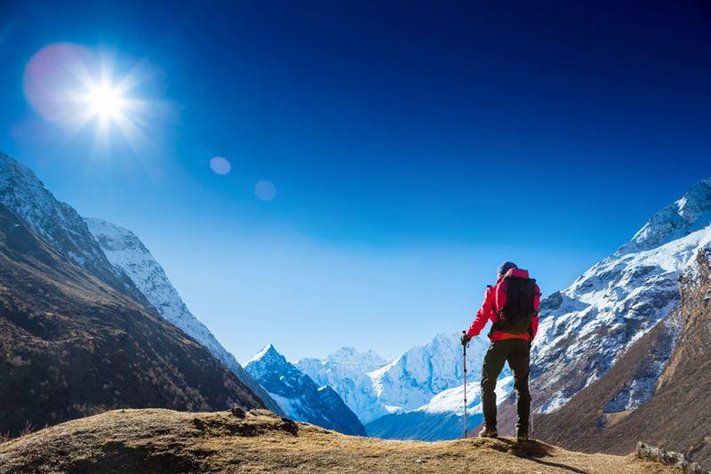 Trekking pela nascente do Rio Ganges, Himalaia Indiano, um dos roteiros com o Elemento da Natureza, Fogo