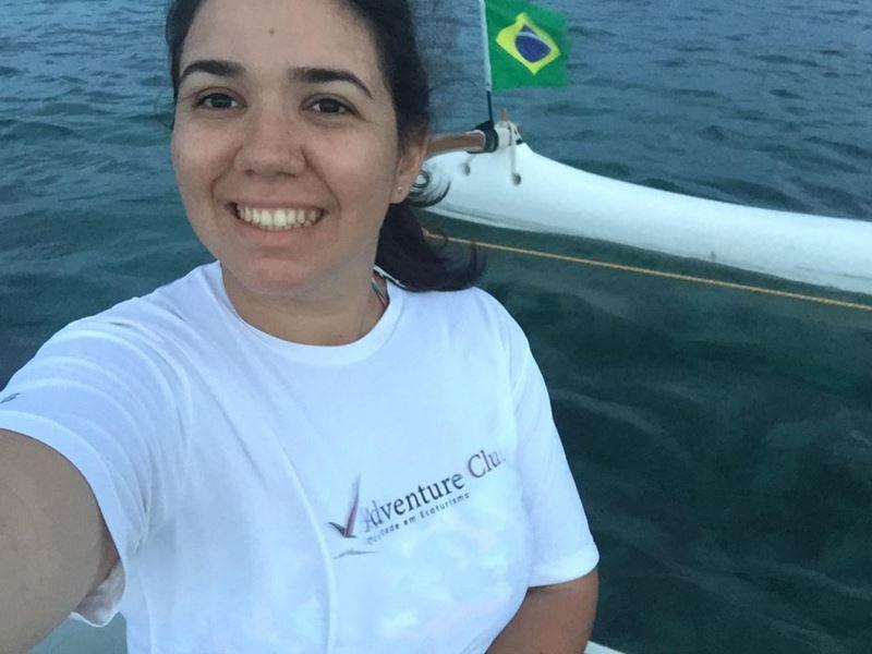 Fernando de Noronha, uma das experiências feitas pela Coordenadora de Atendimento e Vendas da Adventure Club, Amanda Gallo