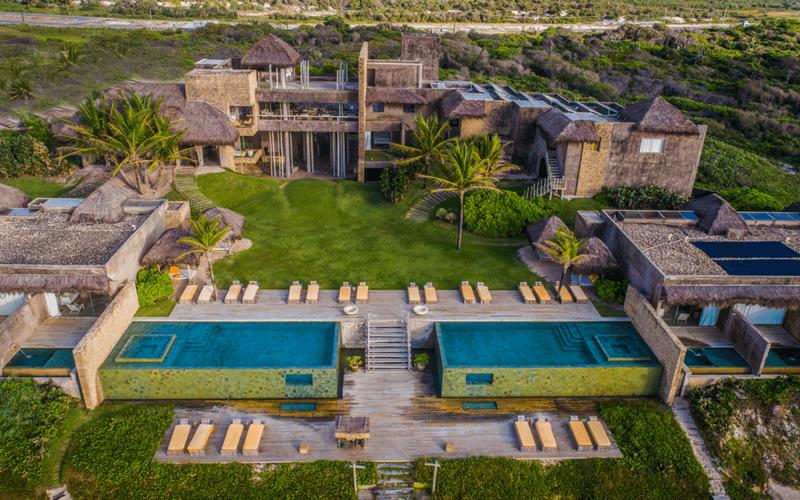 Kenoa Exclusive Beach Spa e Resort, uma das 4 hospedagens mais bonitas do litoral alagoano