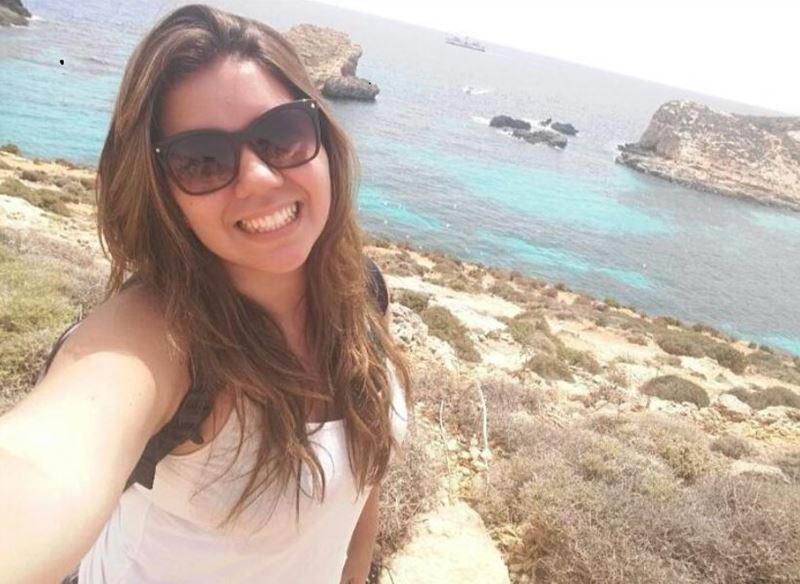 Malta, uma das experiências feitas pela Coordenadora de Atendimento e Vendas da Adventure Club, Amanda Gallo