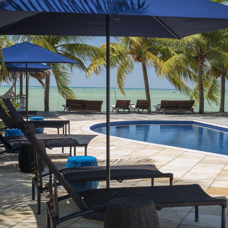 Pousada do Toque, uma das 4 hospedagens mais bonitas do litoral alagoano