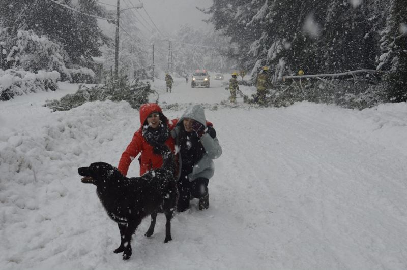 San Carlos de Bariloche, um dos lugares visitados por Thais Lelli, a redatora da Adventure Club