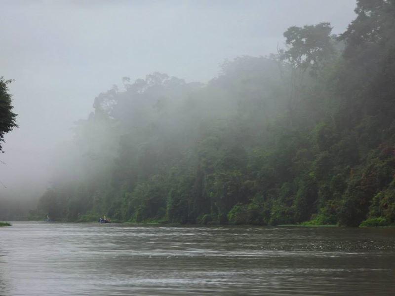 Tortugueiro na Costa Rica, um dos lugares onde a consultora de viagens da Adventure Club Estela Rodrigues conheceu
