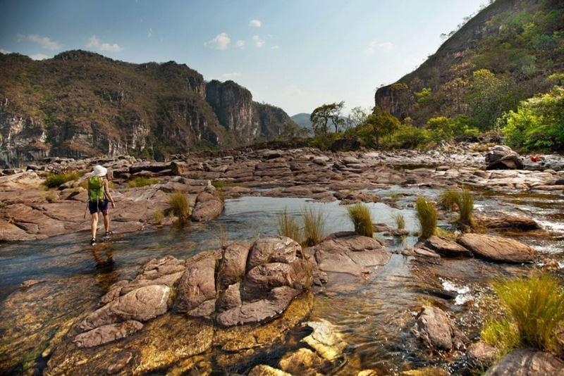 Chapada dos Veadeiros, o melhor lugar de aventura para descansar e se divertir no mês de Novembro