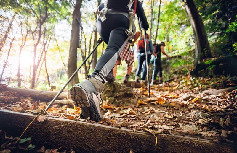 Exercícios para se preparar para um trekking
