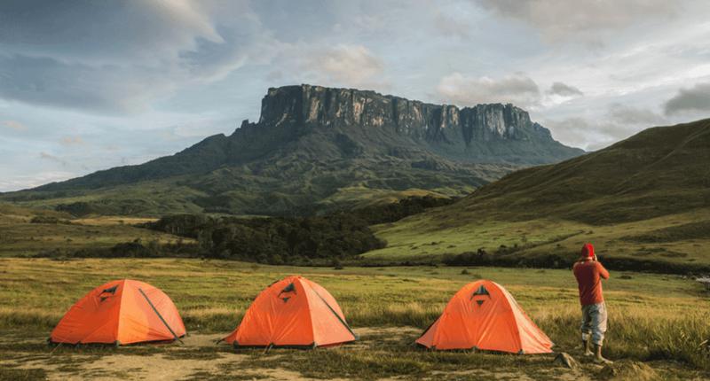 Travessia da Serra do Roncador, um dos trekkings imperdíveis no Brasil