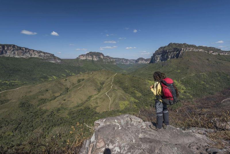Um dos trekkings imperdíveis no Brasil