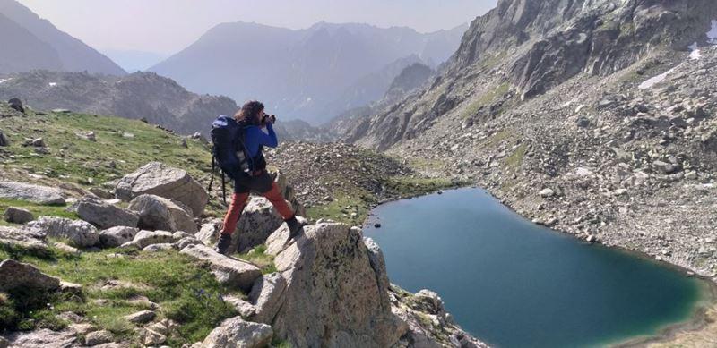 Dolomitas, um dos roteiros de trekking internacional com guias brasileiros