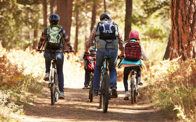 Melhores viagens de aventura para fazer com crianças