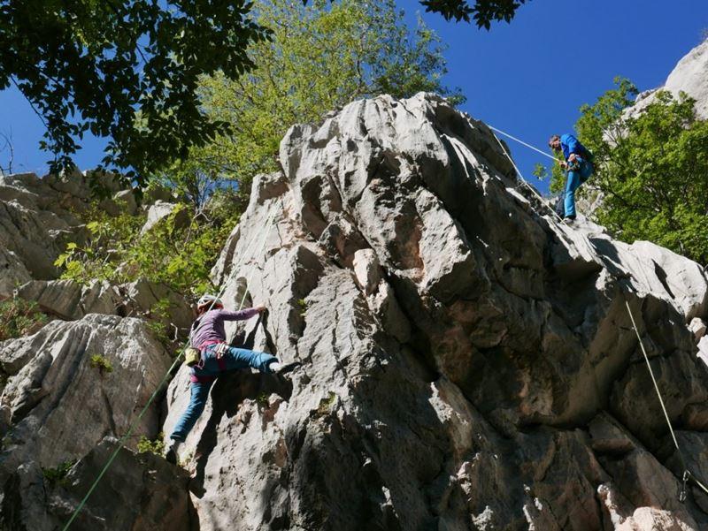 Mont Blane, um dos roteiros de trekking internacional com guias brasileiros