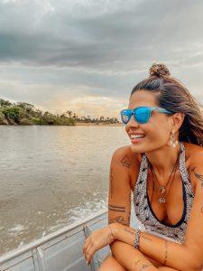 Viagem Re Nunes Cantão - Passeio de Barco