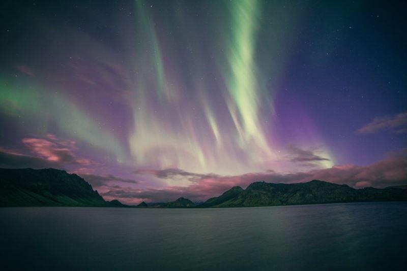 Suécia, um dos lugares para ver a Aurora Boreal