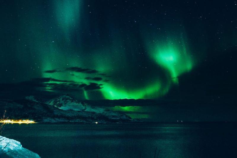Canadá, um dos lugares para ver a Aurora Boreal