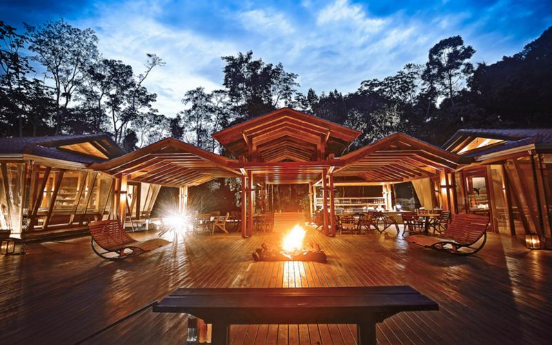 Cristalino Lodge, um dos hotéis sustentáveis que você precisa conhecer