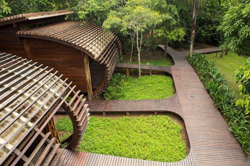 Mirante do Gavião, um dos hotéis sustentáveis que você precisa conhecer
