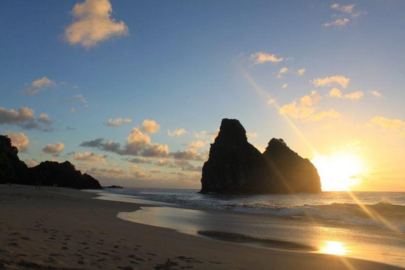 Fernando de Noronha um dos lugares para fazer turismo sustentável no Brasil