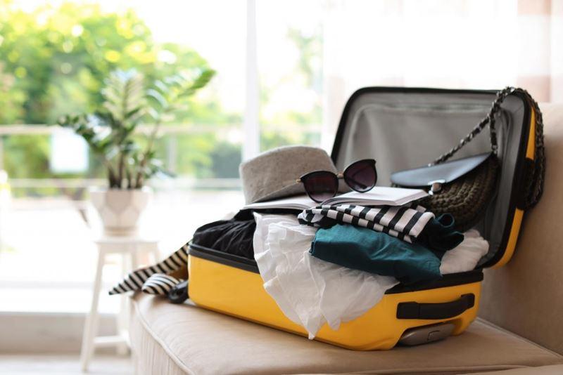 Quem é você na hora de fazer as malas?