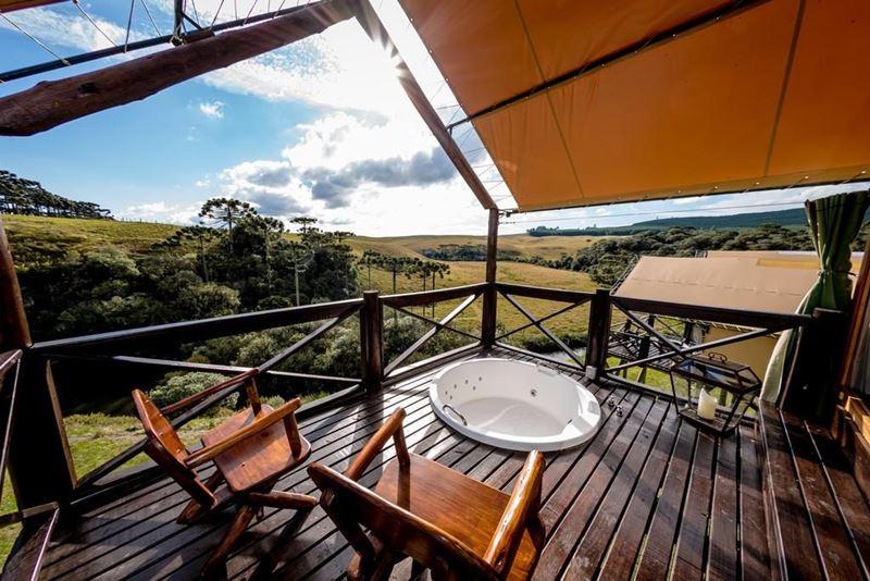 Parador Casa da Montanha um dos hotéis brasileiros onde seu pet é muito bem vindo