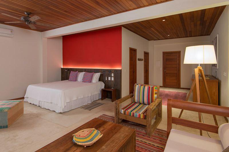 Destinos no Brasil para fazer home office - Hotel Vila Barracuda