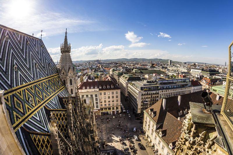 Áustria um dos países mais felizes do mundo 2021