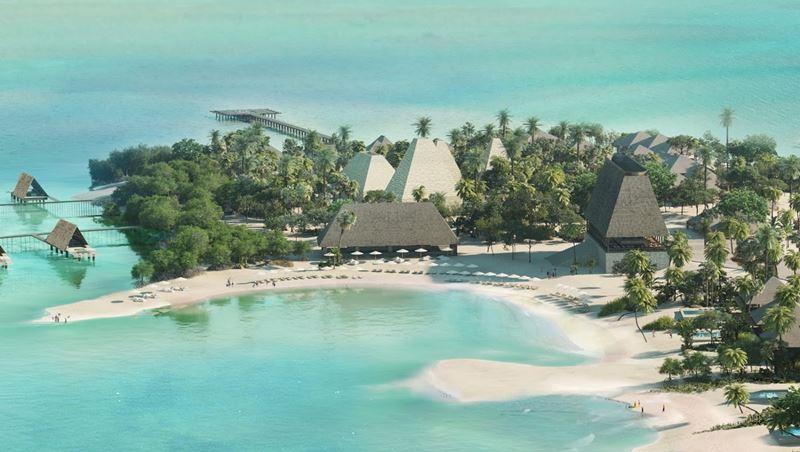 Caye Chapel Belize um dos melhores hotéis de luxo do mundo 2021