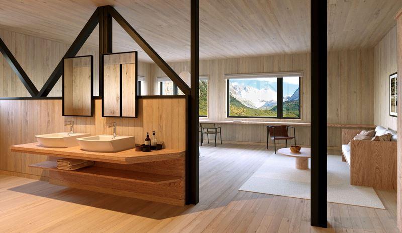 Explora um dos melhores hotéis de luxo do mundo 2021
