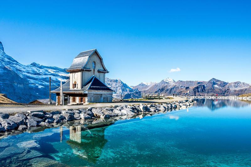 Grindelwald Suíça um dos países mais felizes do mundo 2021