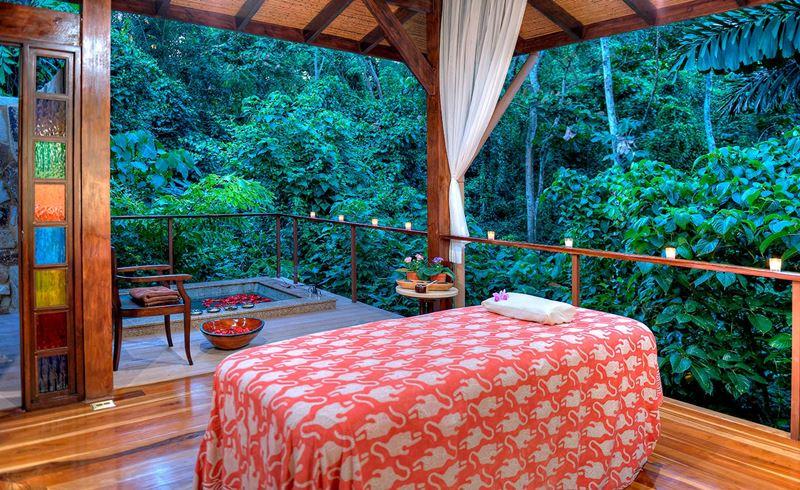 Nayara Sprins um dos melhores hotéis de luxo do mundo 2021