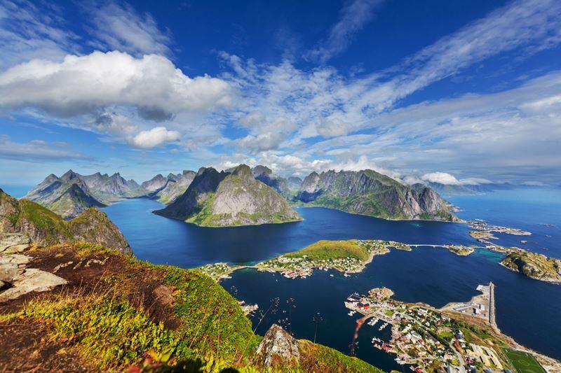 Noruega um dos países mais felizes do mundo 2021