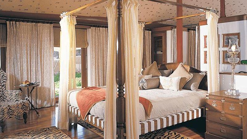 Oberoi Vanyavilas um dos melhores hotéis de luxo do mundo 2021