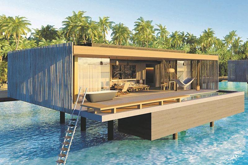 Patina Maldives um dos melhores hotéis de luxo do mundo 2021