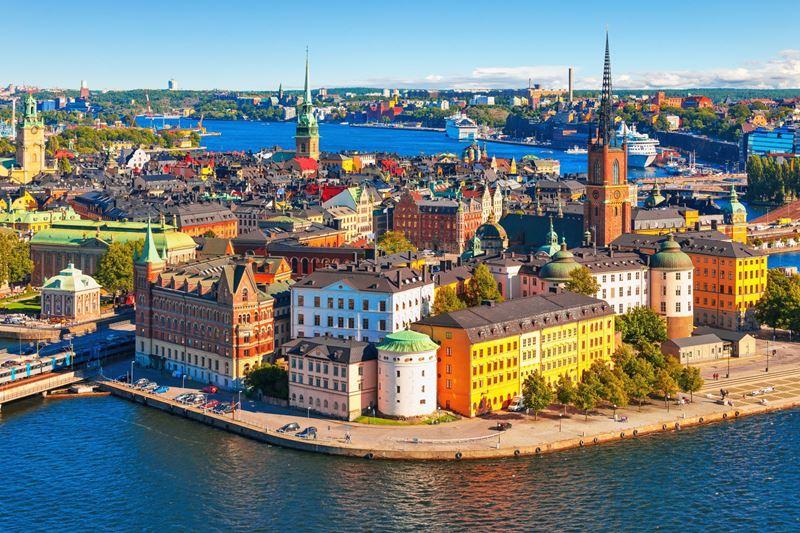 Suécia um dos países mais felizes do mundo 2021