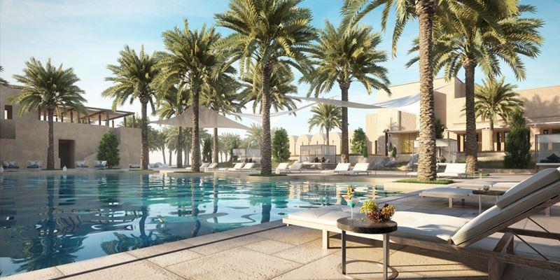 The Residence Douz um dos melhores hotéis de luxo do mundo 2021