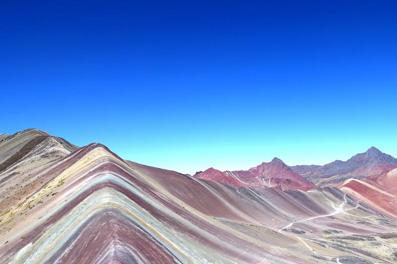 Montanha Colorida - Peru