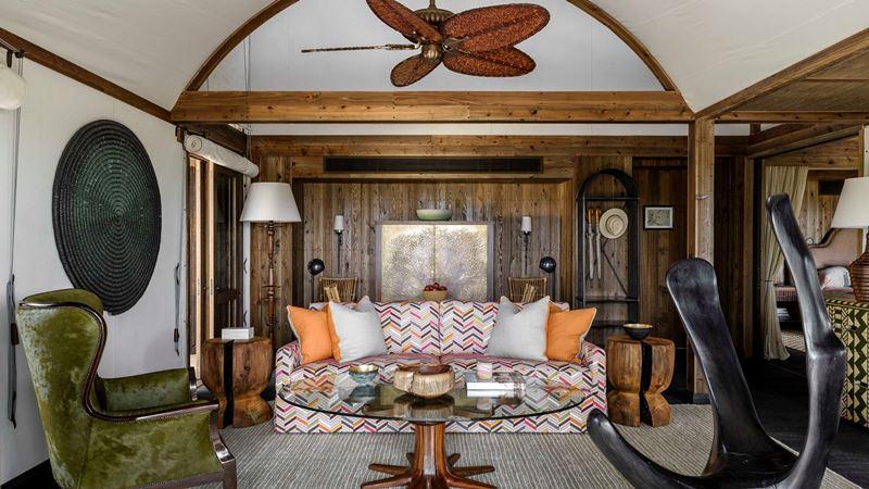 Xigera Safari Lodge um dos melhores hotéis de luxo do mundo 2021