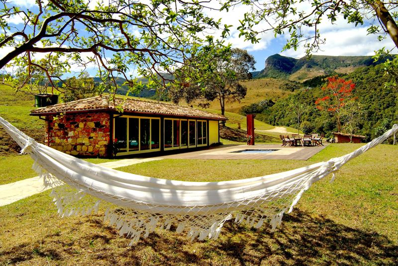 Comuna de Ibitipoca, um dos lugares para fazer staycation