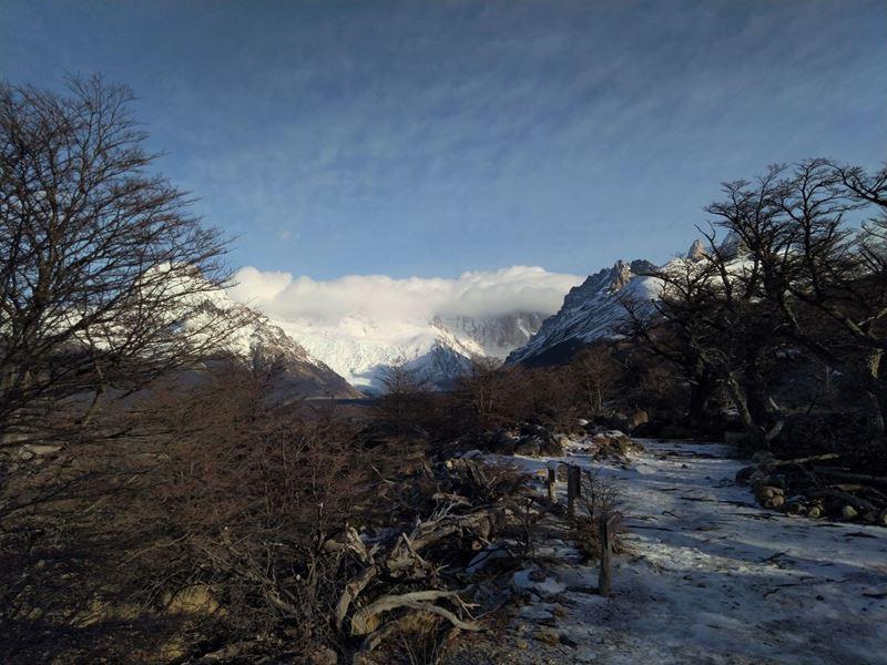 Monte Fitz Roy, um dos lugares na Patagônia Argentina para conhecer